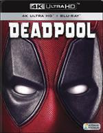 Deadpool (Blu-ray + Blu-ray 4K Ultra HD)