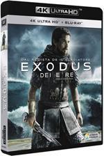 Exodus. Dei e Re (Blu-ray + Blu-ray 4K Ultra HD)