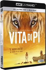 Vita di Pi (Blu-ray + Blu-ray 4K Ultra HD)