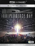 Independence Day. Ed. rimasterizzata (Blu-ray + Blu-ray Ultra HD 4K)