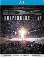 Independence Day. Ed. rimasterizzata (2 Blu-ray)