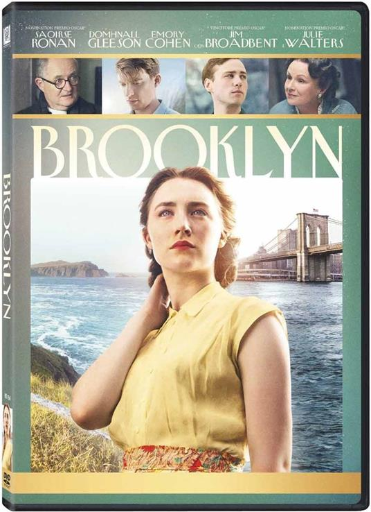 Brooklyn di John Crowley - DVD