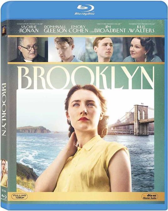 Brooklyn di John Crowley - Blu-ray