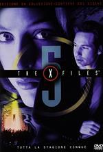 X Files. Stagione 5. Serie TV ita (6 DVD)