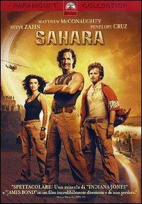 Sahara di Breck Eisner - DVD
