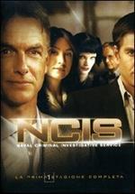 NCIS. Naval Criminal Investigative Service. Stagione 1 (Serie TV ita) (6 DVD)