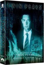 Twin Peaks. I segreti di Twin Peaks. Stagione 2. Parte 1 (Serie TV ita) (3 DVD)