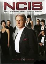 NCIS. Naval Criminal Investigative Service. Stagione 3 (Serie TV ita) (7 DVD)