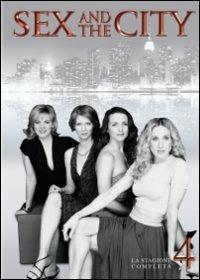 Sex and the City. Stagione 04 (3 DVD) di Alan Taylor,Allen Coulter,Charles McDougall,David Frankel,Martha Coolidge - DVD