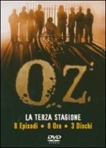 Oz. Stagione 3 (Serie TV ita) (3 DVD)