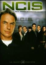 NCIS. Naval Criminal Investigative Service. Stagione 4 (Serie TV ita) (6 DVD)