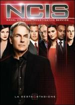 NCIS. Naval Criminal Investigative Service. Stagione 6 (Serie TV ita) (6 DVD)