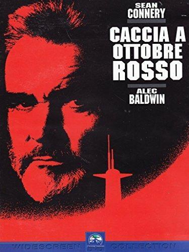 Caccia a Ottobre Rosso di John McTiernan - DVD