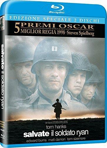 Salvate il soldato Ryan (2 Blu-ray)<span>.</span> Edizione speciale di Steven Spielberg - Blu-ray