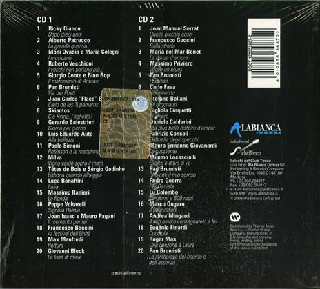 Quelle piccole cose - CD Audio di Pan Brumisti - 2