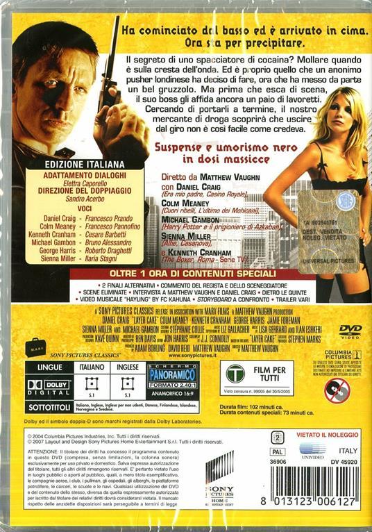 The Pusher di Matthew Vaughn - DVD - 2