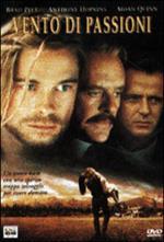 Vento di passioni (DVD)