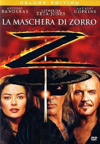 La maschera di Zorro<span>.</span> Deluxe Collection di Martin Campbell - DVD