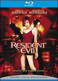 Resident Evil di Paul W. S. Anderson - Blu-ray