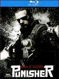 Punisher. Zona di guerra di Lexi Alexander - Blu-ray