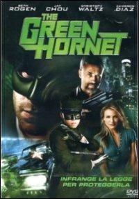 The Green Hornet di Michel Gondry - DVD