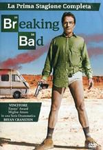 Breaking Bad. Stagione 1 (Serie TV ita) (3 DVD)