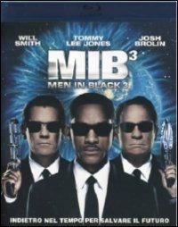 Men In Black 3. MIB di Barry Sonnenfeld - Blu-ray