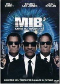 Men In Black 3. MIB di Barry Sonnenfeld - DVD