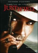 Justified. Stagione 2. Serie TV ita (DVD)