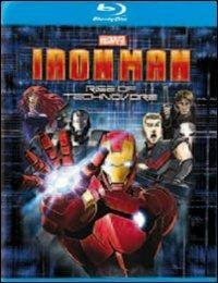 Iron Man: Rise of Technovore di Hiroshi Hamazaki - Blu-ray