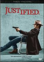 Justified. Stagione 3 (3 DVD)
