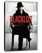 The Blacklist. Stagione 1 (5 DVD)