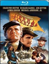 Sierra Charriba (Blu-ray) di Sam Peckinpah - Blu-ray