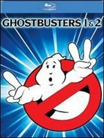 Ghostbusters. Acchiappafantasmi. Ghostbusters 2 (2 Blu-ray)