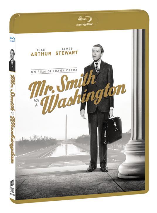 Mr. Smith va a Washington<span>.</span> Edizione speciale di Frank Capra - Blu-ray