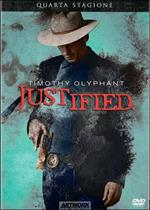 Justified. Stagione 4 (3 DVD)