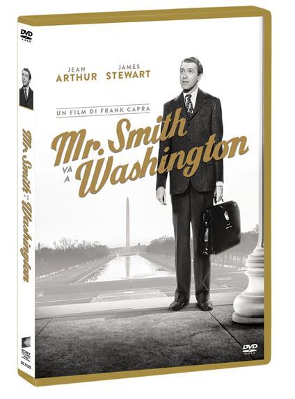 Mr. Smith va a Washington di Frank Capra - DVD