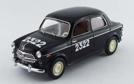 Fiat 1100/103 #2322 Did Not Arrive Mille Miglia 1955 P. Taliani 1:43 Model Ri4430