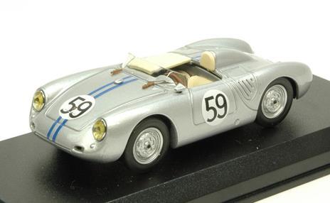 Porsche 550 Rs #59 Dns Lm 1958 Schiller / Tot / Wirz 1:43 Model Bt9652 - 2