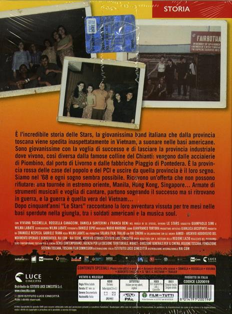 Arrivederci Saigon (DVD) di Wilma Labate - DVD - 2
