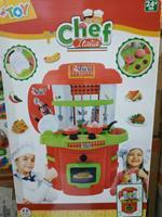 Cucina H 70 Con 15 Accessori