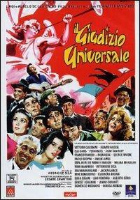 Il giudizio universale di Vittorio De Sica - DVD