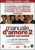 Manuale d'amore 2. Capitoli successivi (1 DVD)