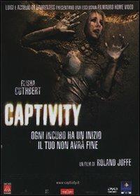 Captivity di Roland Joffé - DVD
