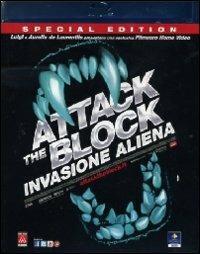 Attack the Block. Invasione aliena di Joe Cornish - Blu-ray