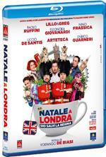 Natale a Londra. Dio salvi la regina (Blu-ray)