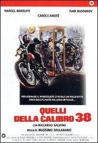 Quelli della calibro 38 di Massimo Dallamano - DVD