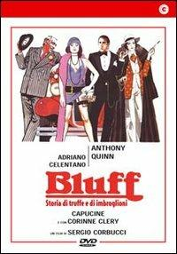 Bluff, storia di truffe e di imbroglioni di Sergio Corbucci - DVD