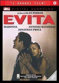 Evita<span>.</span> Grandi Film di Alan Parker - DVD