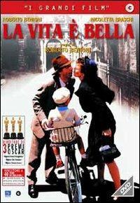 La vita è bella<span>.</span> Grandi Film di Roberto Benigni - DVD